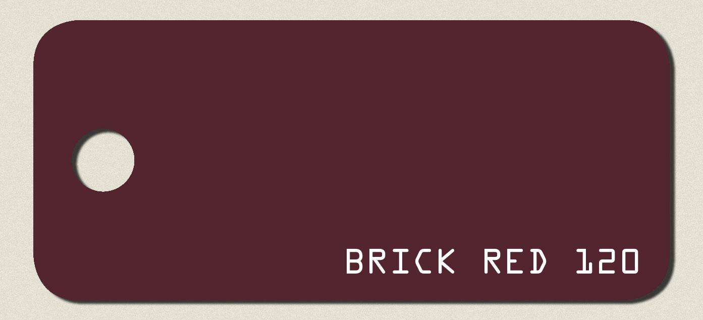 Brick Red 120