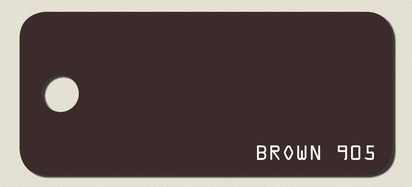 Brown 905