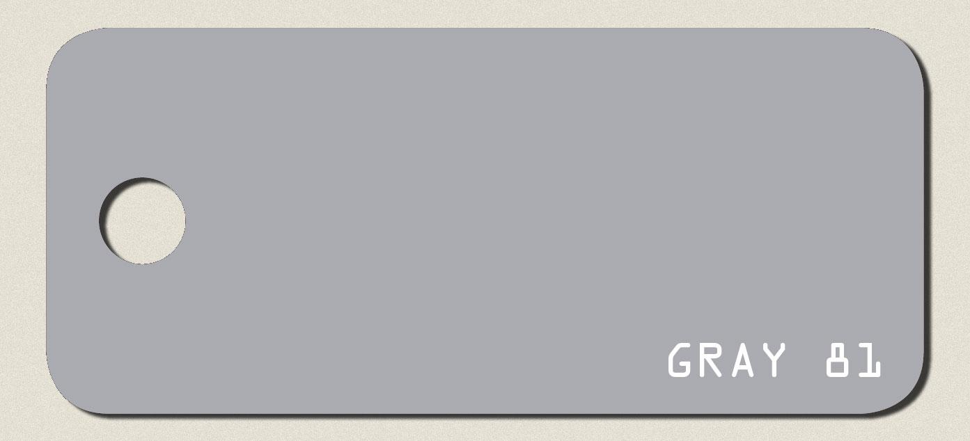 Gray 81