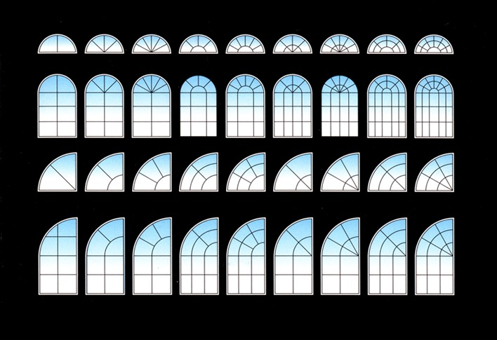 Window Grid Varieties 1