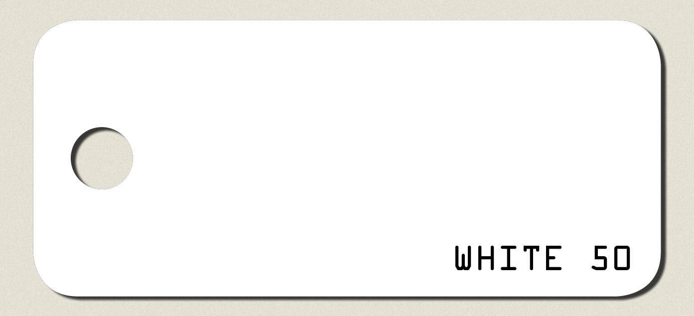 White 50